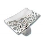 Сребърен пръстен без камък 1515833-Пръстени