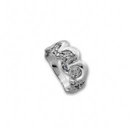 Сребърен пръстен с Камък 1625933-Пръстени
