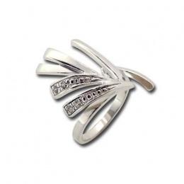 Сребърен пръстен с Камък 1615824-Пръстени