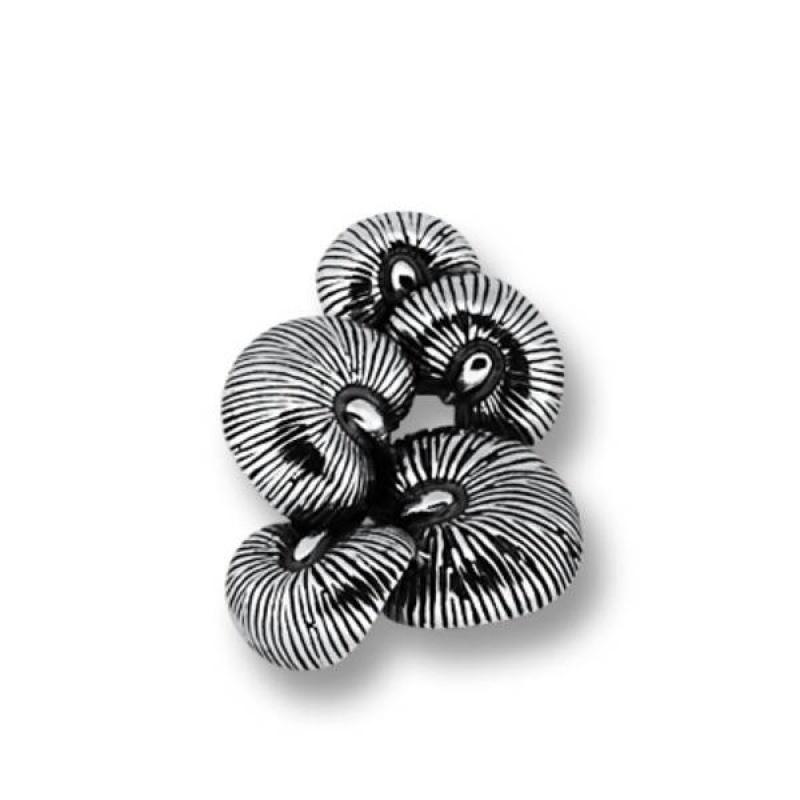 Сребърен медальон без Камък 180854-Медальони