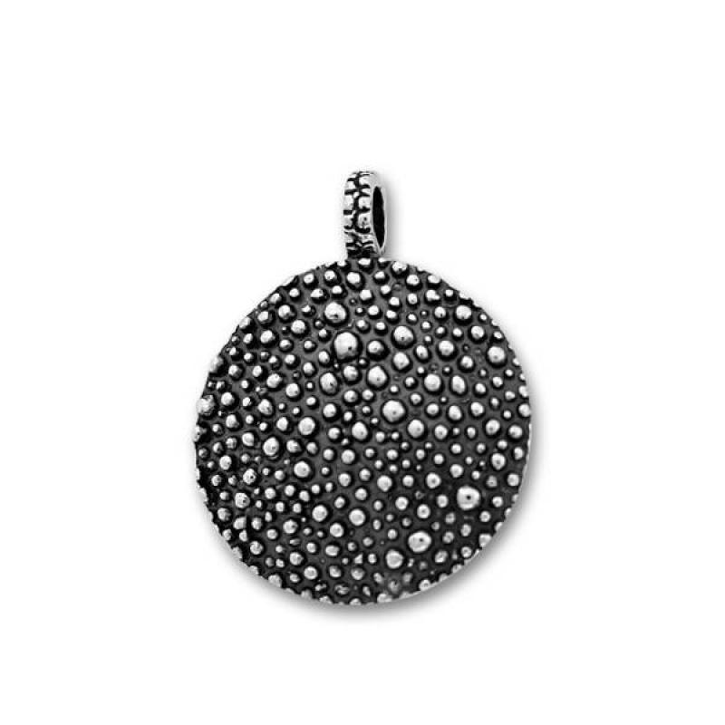 Сребърен медальон без Камък 180958-Медальони