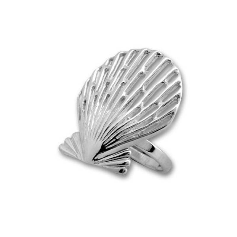 Сребърен пръстен без камък 1535896-Пръстени