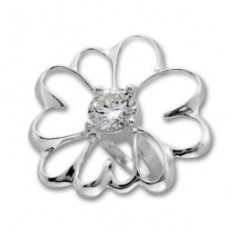 Сребърен пръстен с Камък 1585941-Пръстени