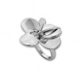 Сребърен пръстен без камък 1535909-Пръстени