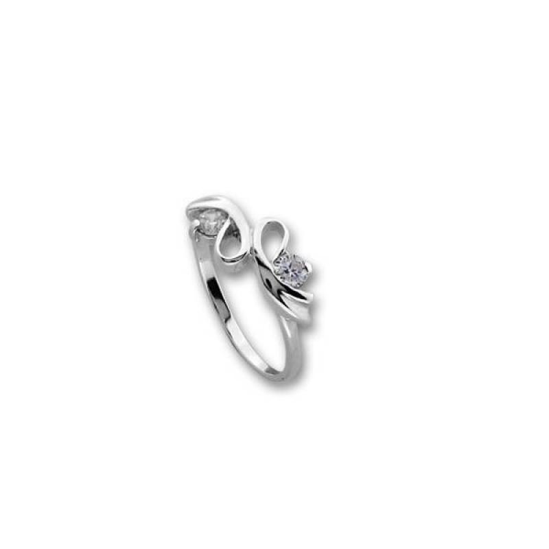 Сребърен пръстен с Камък 1625207-Пръстени