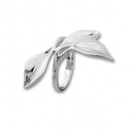 Di - Сребърен пръстен без камък 1545930-Сребърни бижута