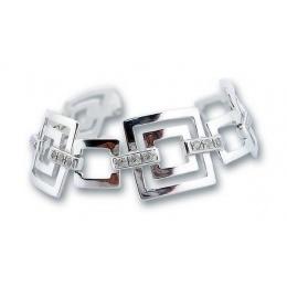 Сребърна гривна 200117-Гривни