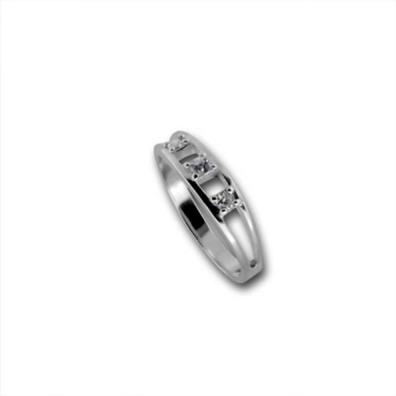 Сребърен пръстен с Камък 1625875-Пръстени