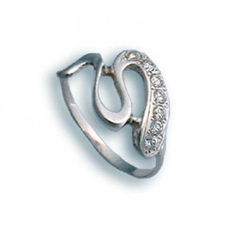 Сребърен пръстен с Камък 1624870-Пръстени