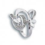 Сребърен пръстен с Камък 1615146-Пръстени
