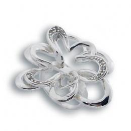 Сребърен пръстен с Камък 1615737-Пръстени