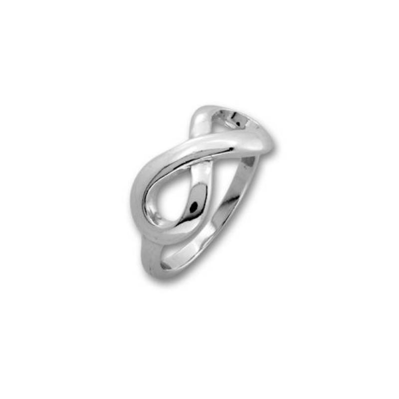 Daniels - Сребърен пръстен без камък 1564701-Сребърни бижута