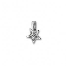 Сребърен медальон с Камък 186514-Медальони