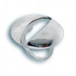 Сребърен пръстен без камък 1535658-Пръстени