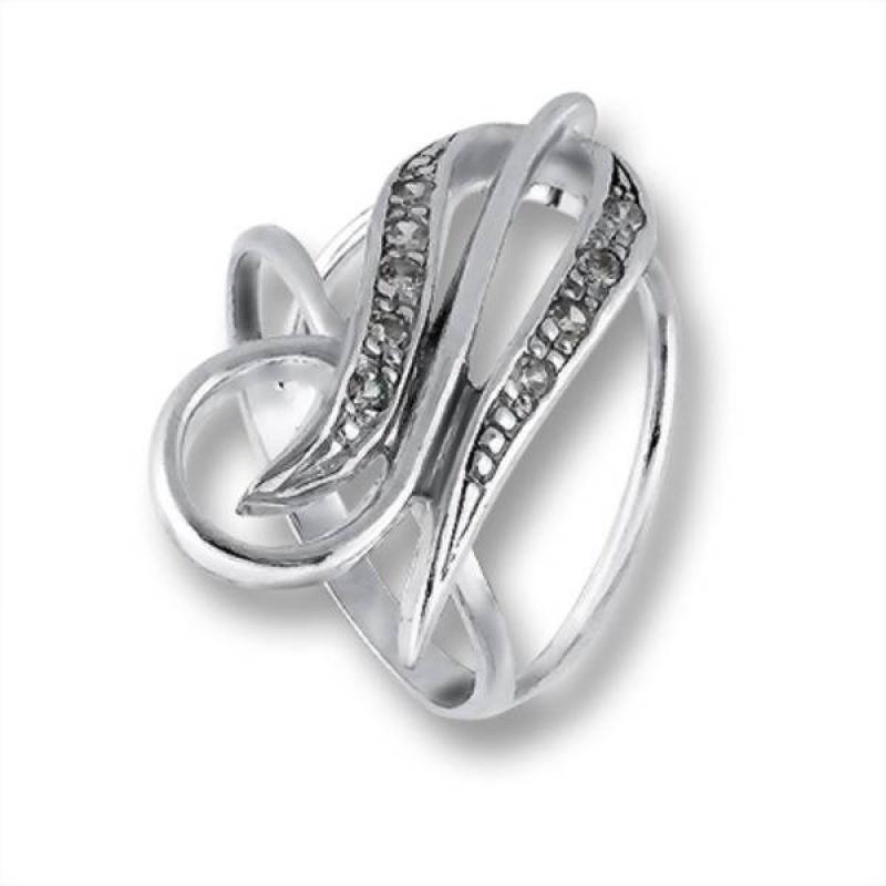 Сребърен пръстен с Камък 1625845-Пръстени
