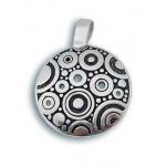 Сребърен медальон без Камък 187509-Медальони