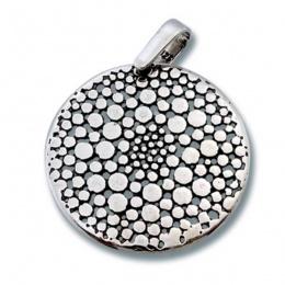 Сребърен медальон без Камък 180843-Медальони