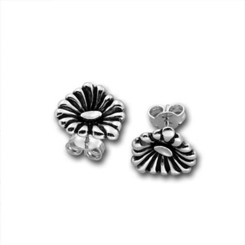 Sheridan - Сребърни обеци без Камък 133890BL-Сребърни бижута