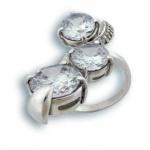 Сребърен пръстен с Камък 1585034-Пръстени