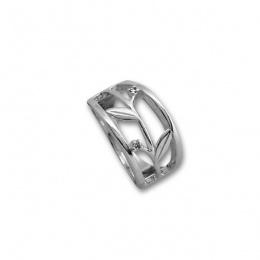 Сребърен пръстен с Камък 1595900-Пръстени