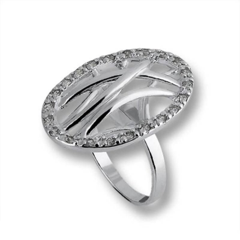 Сребърен пръстен с Камък 1615848-Пръстени