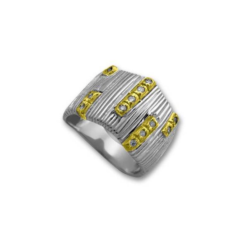 Consance - Сребърен пръстен с Цирконий 1615217.1-Пръстени