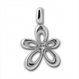 Сребърен медальон с Камък 180880-Медальони