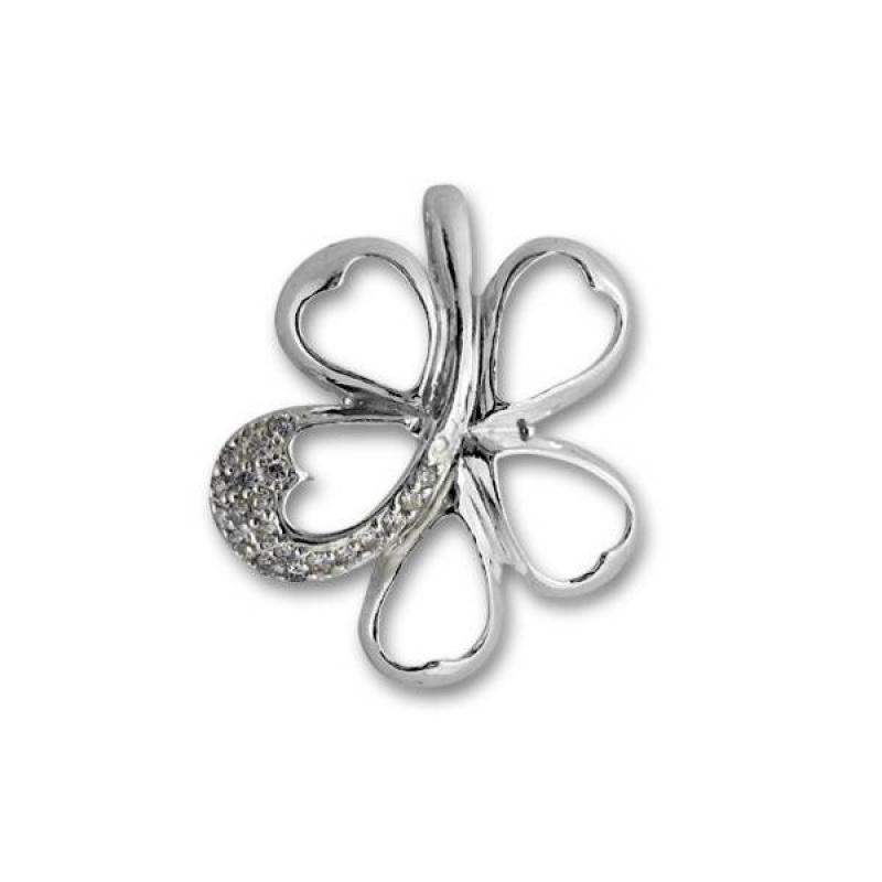 Сребърен медальон с Камък 174951-Медальони