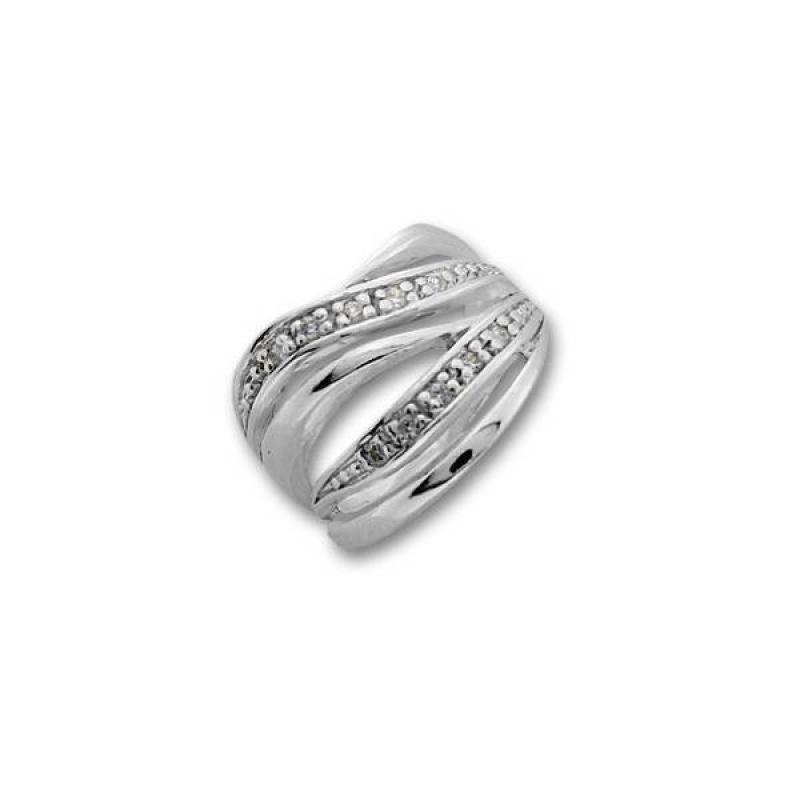 Сребърен пръстен с Камък 1615935-Пръстени