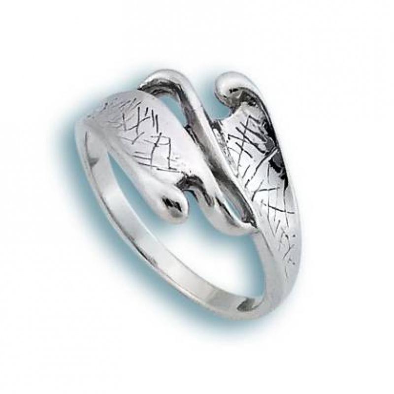 Silver - Сребърен пръстен без камък 1565776-Пръстени
