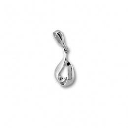Corin  - Сребърна висулка без Камък 192494-Сребърни бижута