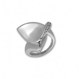 Сребърен пръстен с Камък 1615906-Пръстени