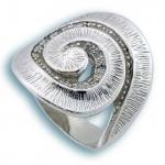 Сребърен пръстен с Камък 1615174-Пръстени