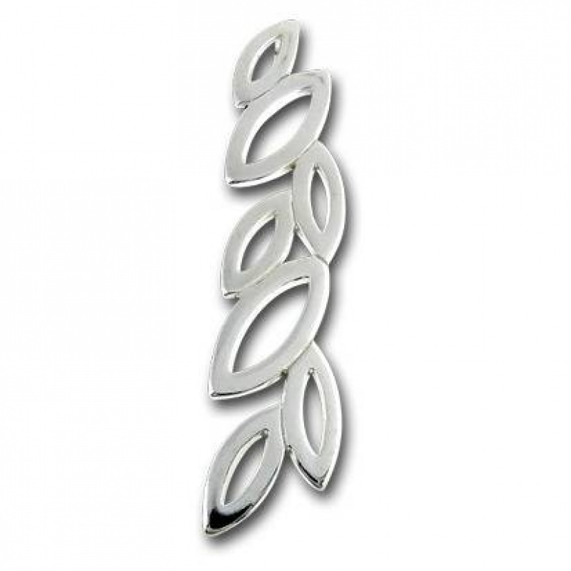 Сребърен медальон без Камък 180815-Медальони