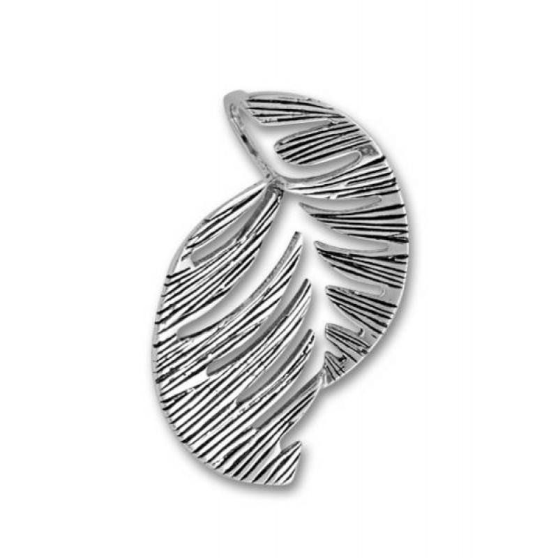 Сребърен медальон без Камък 180898-Медальони
