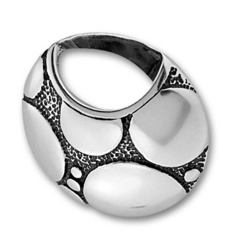 Сребърен медальон без Камък 180908-Медальони