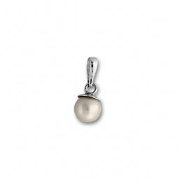 Aniya - Сребърна висулка с перла 190492-
