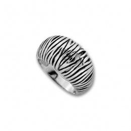 Сребърен пръстен без камък 1535961-Пръстени