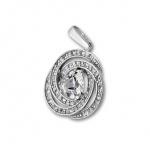 Alexandria - Сребърна висулка с Цирконий 173985-Сребърни бижута