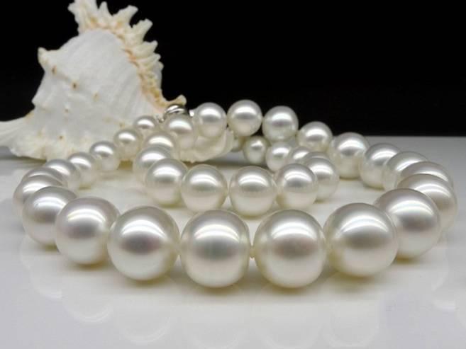 Бели перли от Южно море