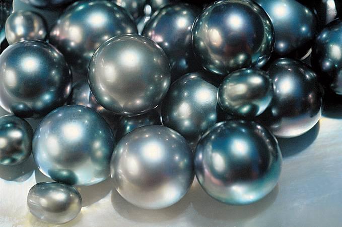 Таитянски перли